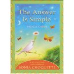 Answer is Simple Oracle Cards 1
