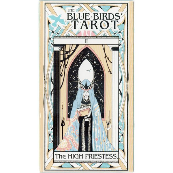 Blue Birds Tarot 1