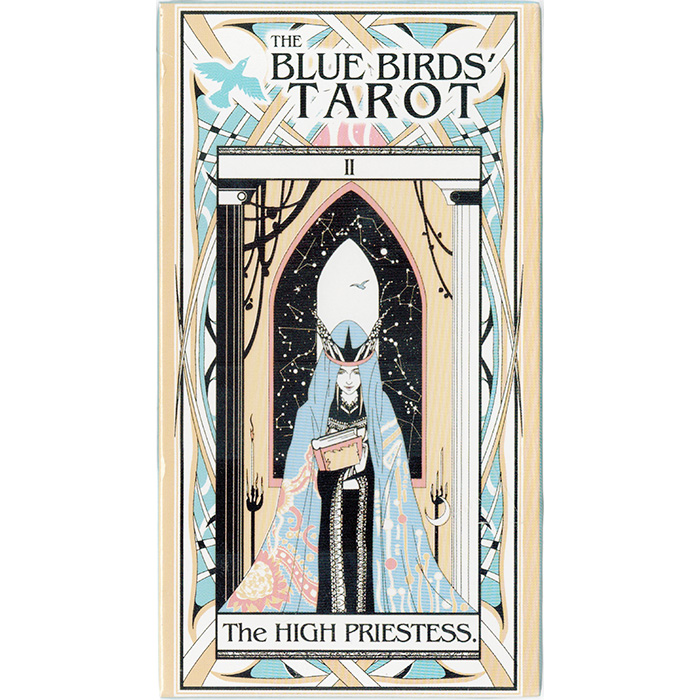 Blue Birds Tarot 1