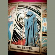 Blue Birds Tarot 5