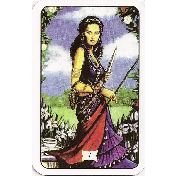 Buckland Romani Tarot 4