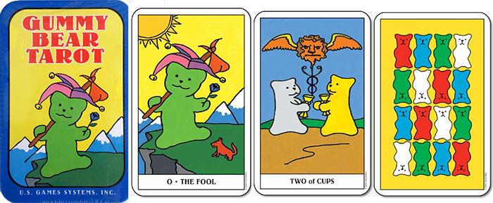 Top 10 Bộ Bài Tarot Đáng Yêu Nhất 8