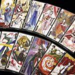 Japanese Folklore Festival Tarot 2