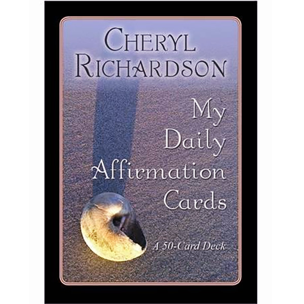 My Daily Affirmation Cards 63