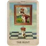 Original Dog Tarot 10