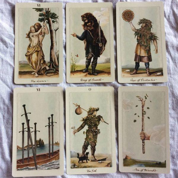 Pagan Otherworlds Tarot 14