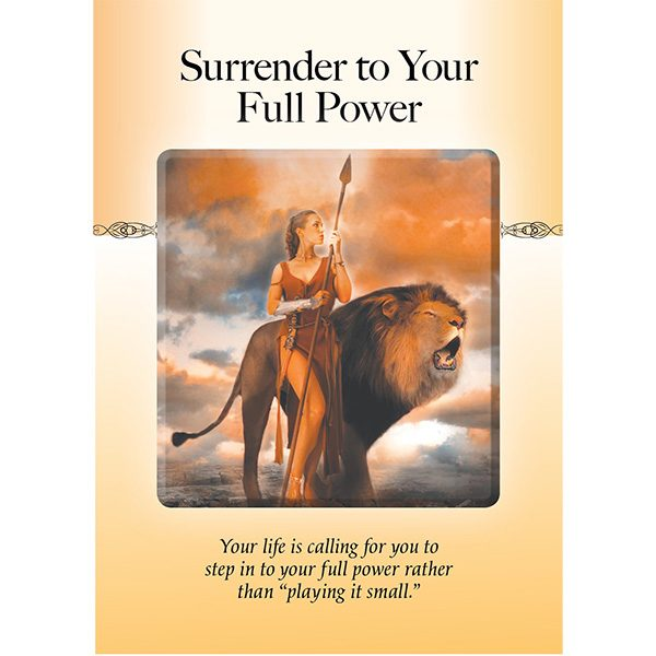 Power of Surrender Cards 3
