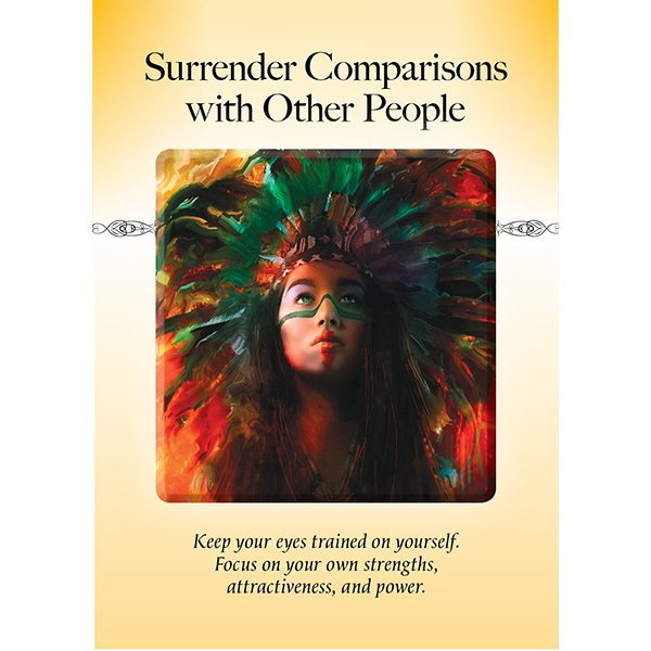 Power of Surrender Cards 4