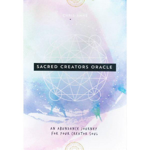 Sacred Creators Oracle 1