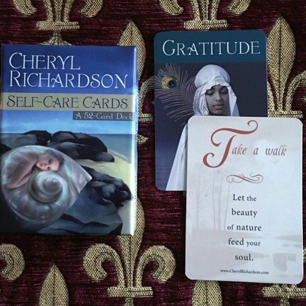 Self-Care Cards 2