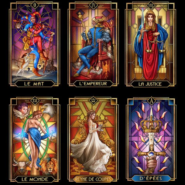 Tarot Decoratif 13