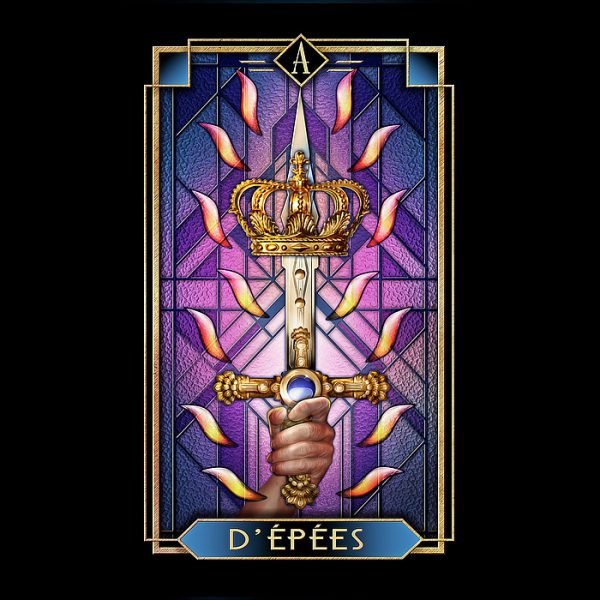 Tarot Decoratif 3