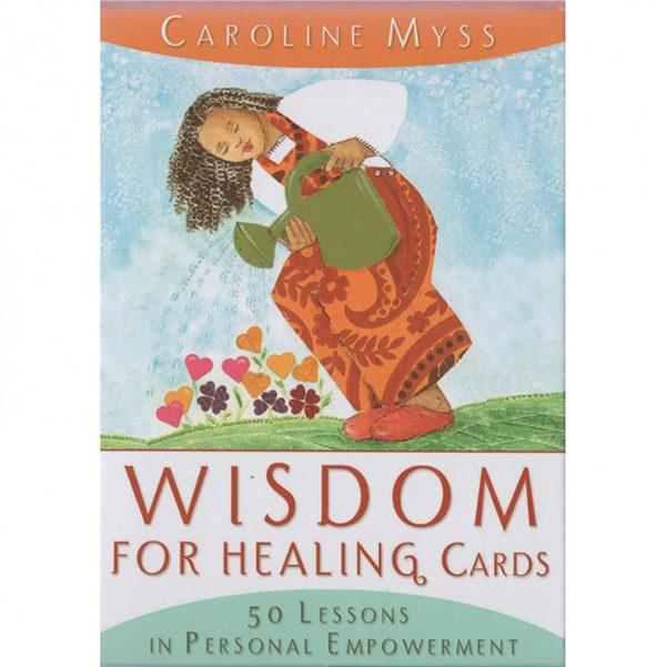Wisdom For Healing Cards 1