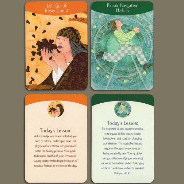 Wisdom For Healing Cards 3