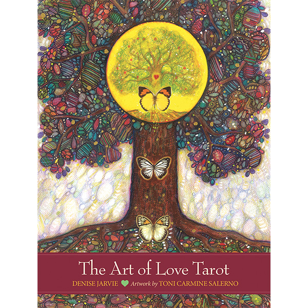 Art of Love Tarot 5