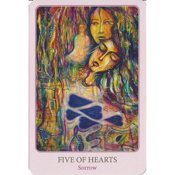 Art of Love Tarot 6