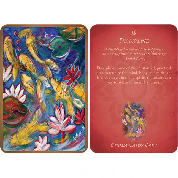 Buddhism Reading Cards 3