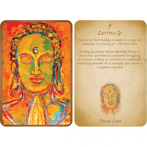 Buddhism Reading Cards 5