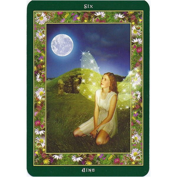 Fairy Ring Oracle 7
