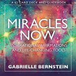 Miracles Now Affirmation Cards 1