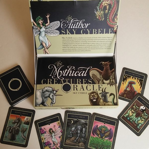 Mythical Creatures Oracle 2