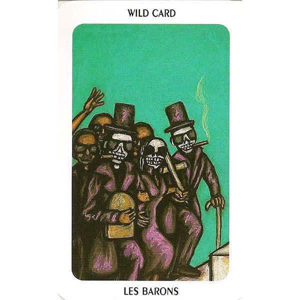 New Orleans Voodoo Tarot 7