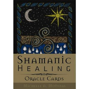 Shamanic Healing Oracle Cards 21