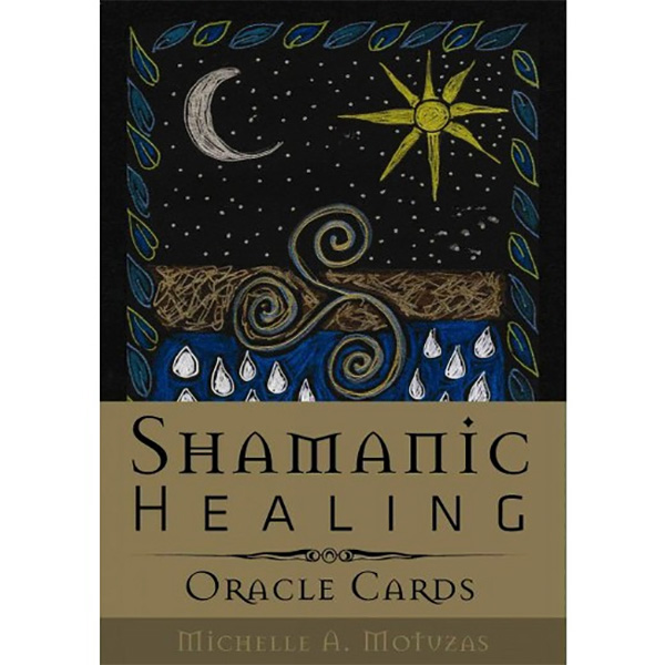 Shamanic Healing Oracle Cards 29