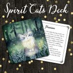 Spirit Cats Inspirational Card 6