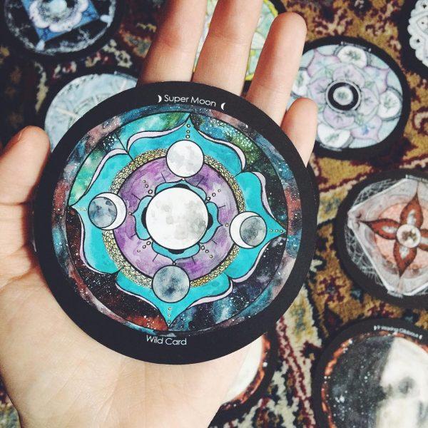 Spirit de la Lune Oracle 8