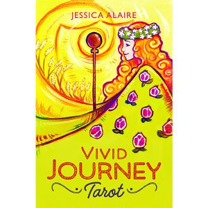 Vivid Journey Tarot 8