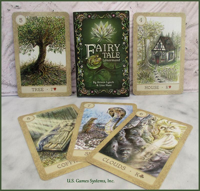 Fairy Tale Lenormand - Bài Tiên Tri Từ Thế Giới Cổ Tích 1