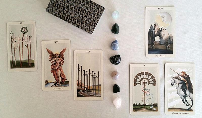 Pagan Otherworlds Tarot - Bộ Bài Đơn Giản Nhưng Tinh Tế Trong Từng Chi Tiết 3