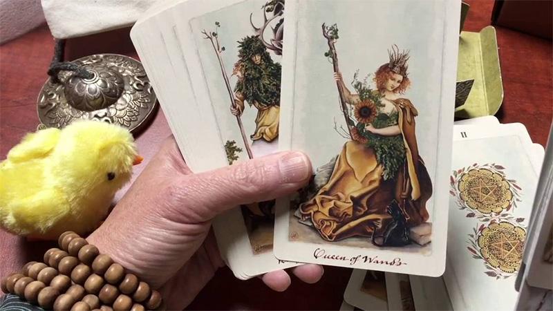 Pagan Otherworlds Tarot - Bộ Bài Đơn Giản Nhưng Tinh Tế Trong Từng Chi Tiết 2