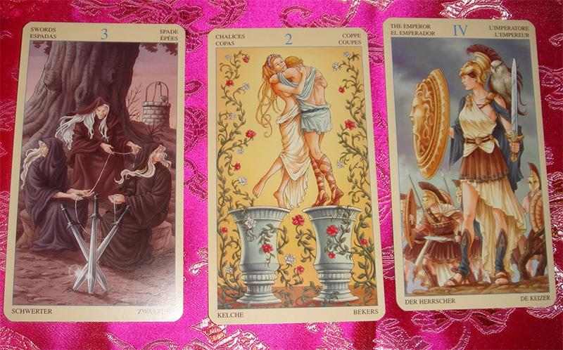 Universal Goddess Tarot - Sự Dẫn Dắt Tâm Linh Của Các Nữ Thần 3