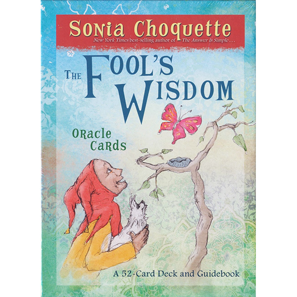 Fool Wisdom Oracle 15