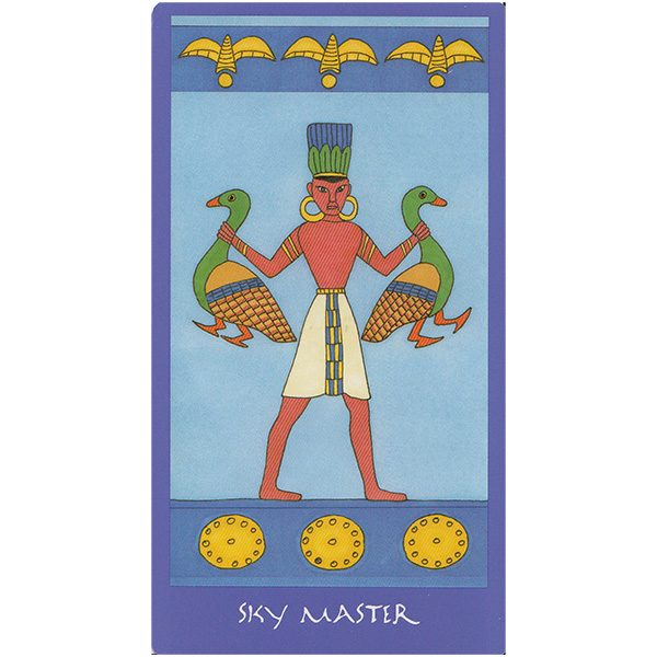 Minoan Tarot 10