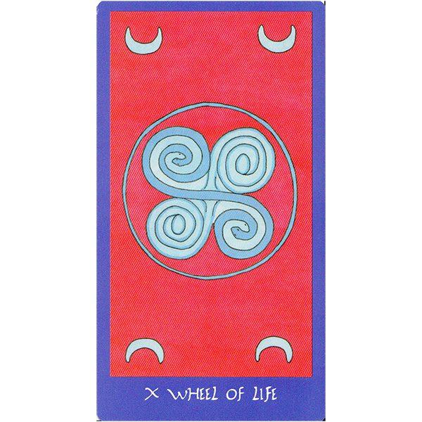 Minoan Tarot 3