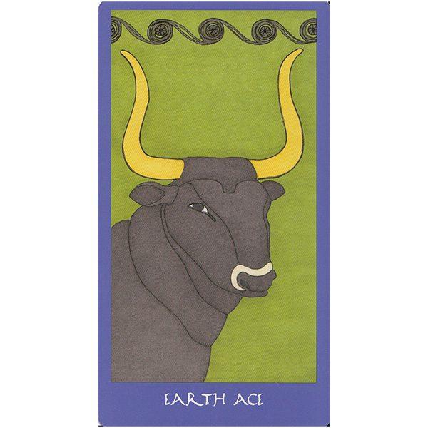 Minoan Tarot 6