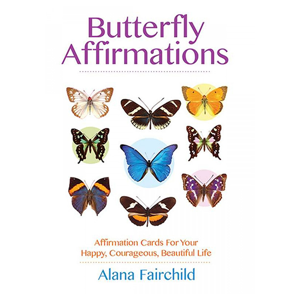 Butterfly Affirmations Cards 7