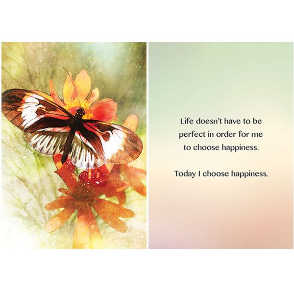 Butterfly Affirmations Cards 3