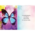 Butterfly Affirmations Cards 4
