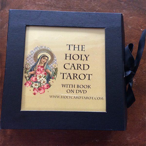 Holy Card Tarot 3