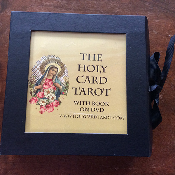 Holy Card Tarot 3