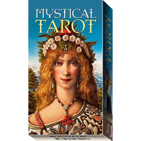 Mystical Tarot 22