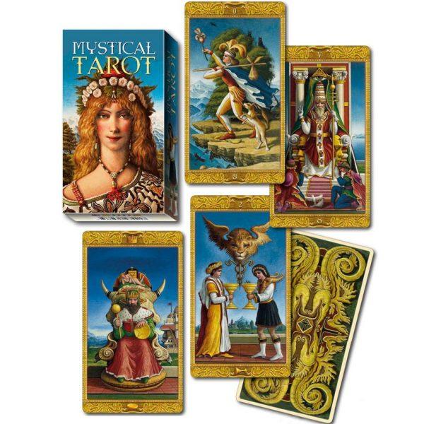 Mystical Tarot 2