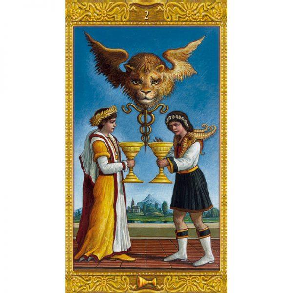 Mystical Tarot 4