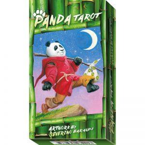 Panda Tarot 8
