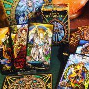 Tarot Illuminati Deck 7