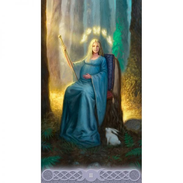 Triple Goddess Tarot 2